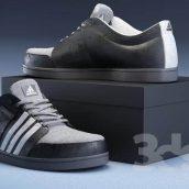 Acc_Shoes Adidas (3ddanlod.ir) 090