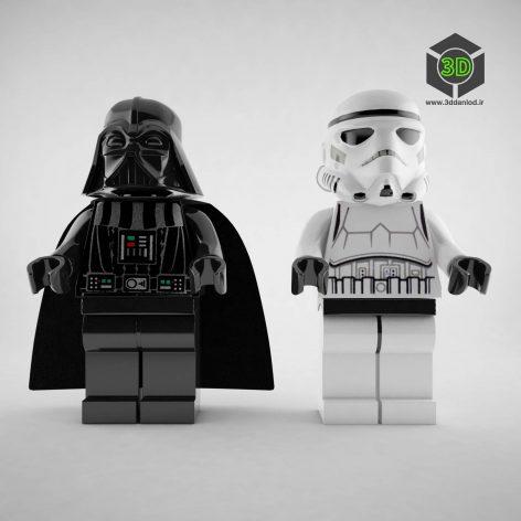 Acc_lego star wars (3ddanlod.ir) 178