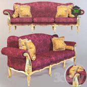 Classic Sofa(3ddanlod.ir) 001