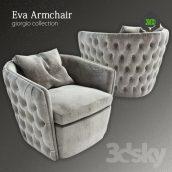 Eva Armchair(3ddanlod.ir) 067