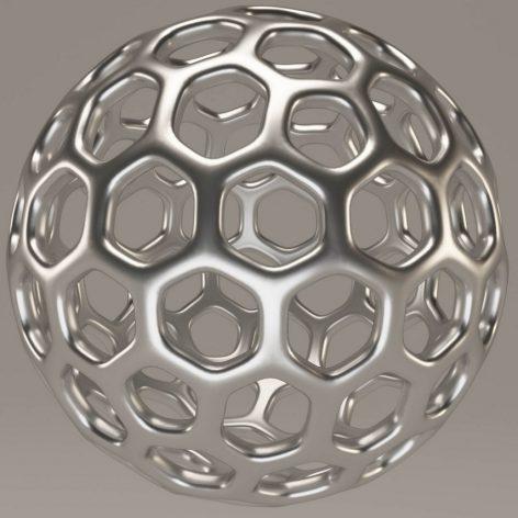 Hollow-sphere (3ddanlod.ir)