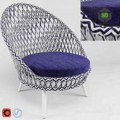 Panna Lounge Chair(3ddanlod.ir) 192