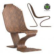 Parametric Armchair 3D MODEL (3ddanlod.ir) 153