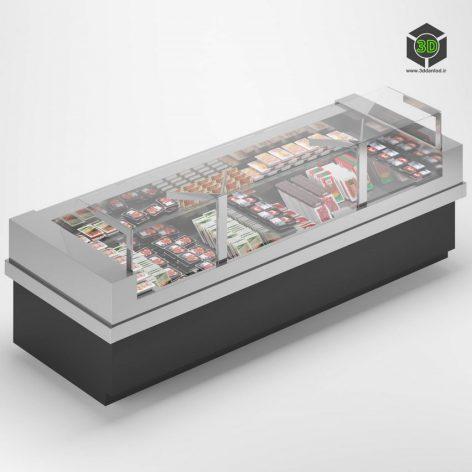 Refrigerator-Showcase 001 (3ddanlod.ir)