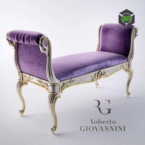 Roberto Giovannini Bench(3ddanlod.ir) 528