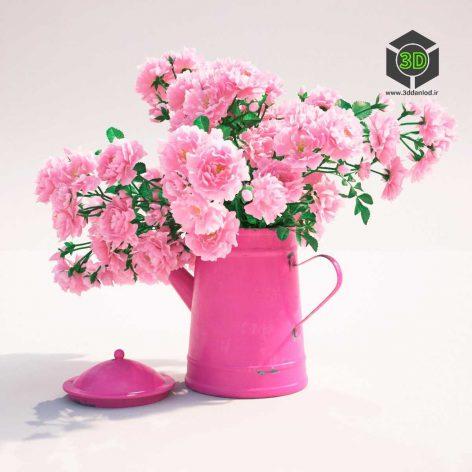 Rose Bouquet(3ddanlod.ir) 728