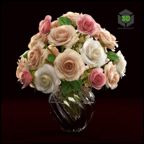 Roses(3ddanlod.ir) 727
