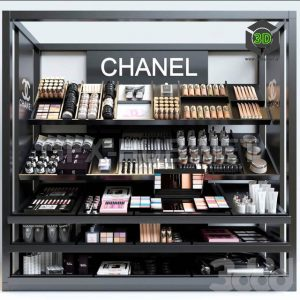 Set-330 with Chanel cosmetics (3ddanlod.ir) 263