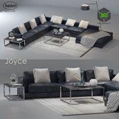 Sofa Joyce by Baxter (3ddanlod.ir) 030