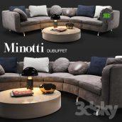 Sofa Minotti Dubuffet(3ddanlod.ir) 107