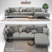 Sofa Nube Maxim(3ddanlod.ir) 638