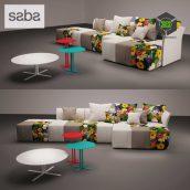 Sofa Saba Pixel(3ddanlod.ir) 567