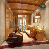 Sounth Asia Style Livingroom275(3ddanlod.ir)