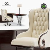 Tha Chairman Mon Bureau by Christopher Guy(3ddanlod.ir) 134