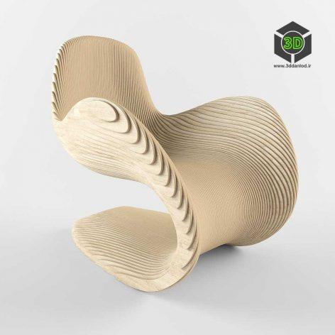The Betula Chair(3ddanlod.ir) 430