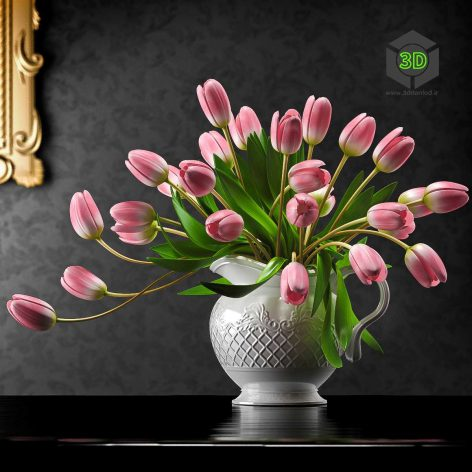 Tulip 6(3ddanlod.ir) 075