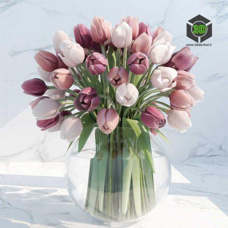 Tulips 2(3ddanlod.ir) 680