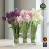 Tulips(3ddanlod.ir) 745