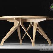 Wow table by LEMA(3ddanlod.ir)