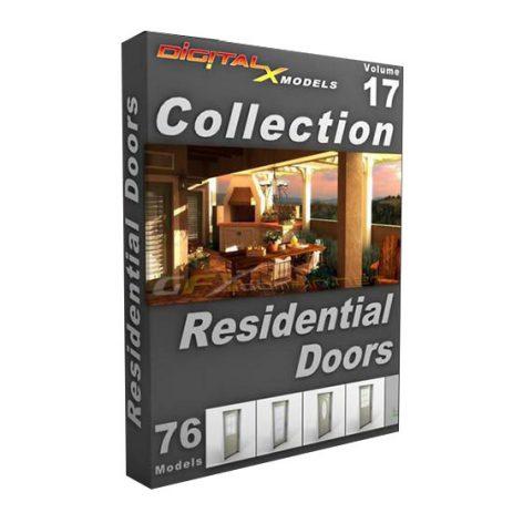 XModels_Vol_017_Residential_Doors(3ddanlod.ir)
