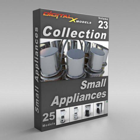 XModels_Vol_023_Small_Appliances (3ddanlod.ir)