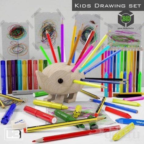 acc_kidspainting_set3 (3ddanlod.ir) 052