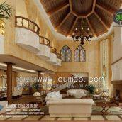 classic interior design 015 (3ddanlod.ir)