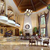 classic interior design 027 (3ddanlod.ir)
