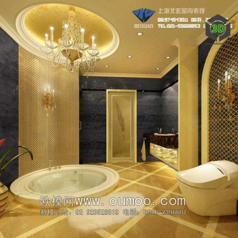 classic interior design 098 (3ddanlod.ir)