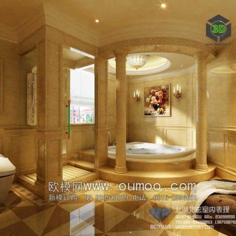 classic interior design 106 (3ddanlod.ir)