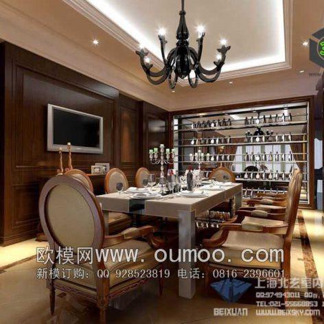 classic interior design 107 (3ddanlod.ir)
