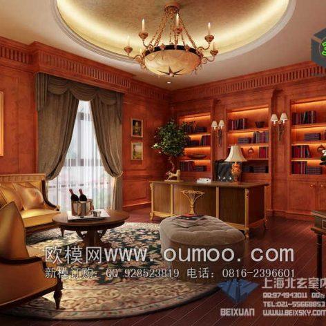 classic interior design 108 (3ddanlod.ir)