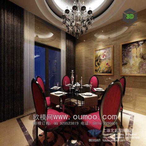 classic interior design 128 (3ddanlod.ir)