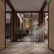 entrance design scene 017 (3ddanlod.ir)