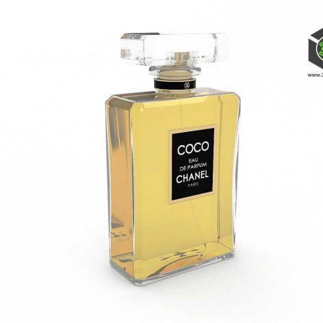 perfume 3dmodel 018 (3ddanlod.ir)