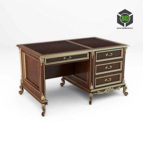 12303 Desk(3ddanlod.ir)