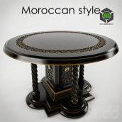 round coffee table (3ddanlod.ir)