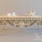 classic coffee table (3ddanlod.ir)