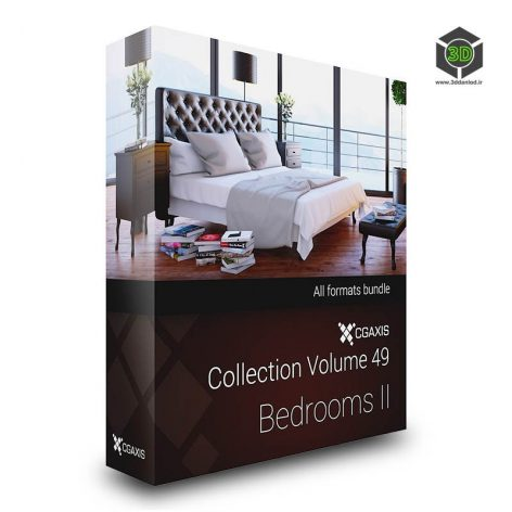 CGAxis - 49 Bedrooms II (3ddanlod.ir)