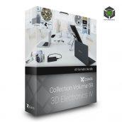 CGAxis - 59 Electronics IV cover (3ddanlod.ir)