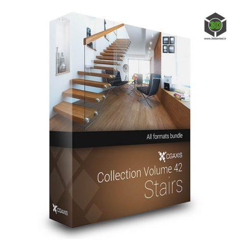 CGAxis Models Volume42 (3ddanlod.ir)