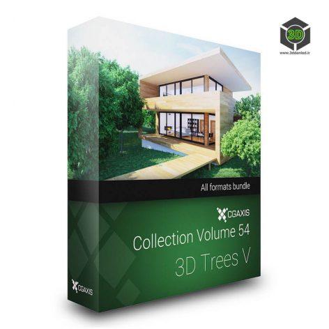 CGAxis Models Volume54 cover (3ddanlod.ir)