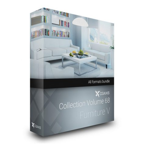 CGAxis Models Volume68 (3ddanlod.ir)