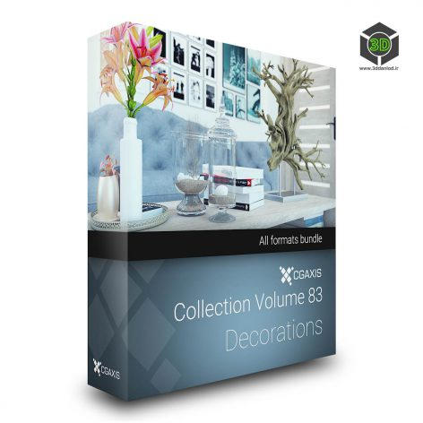 CGAxis.Models.Volume.83.Decorations (3ddanlod.ir)