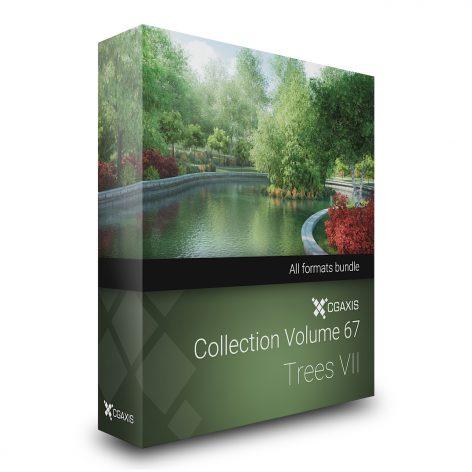 Cgaxis Models Volume.067 Trees VII 3ddanlod.ir  472x472 - دانلود رایگان CGAxis Models Volume 67