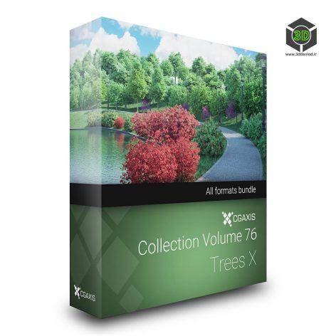 Cgaxis Models Volume.076 Trees X cover (3ddanlod.ir)