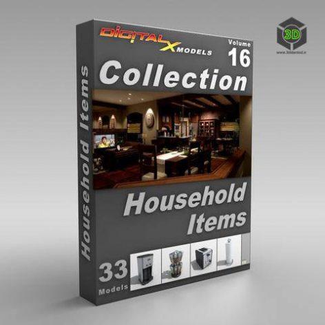 DigitalXModels3D.Model.Collection.vol.16 (3ddanlod.ir)