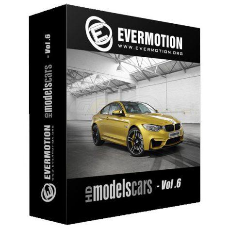 دانلود Evermotion HDModels Cars Vol 6