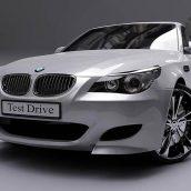 BMW M5 Car (3ddanlod.ir)