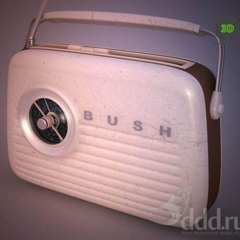 Bush_Radio (3ddanlod.ir)